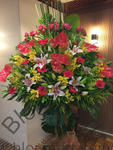 Mixed Flower Arrangement - Deluxe CODE 2197